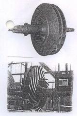 Ремонт модернизированного ротора Н-6500