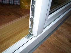 Repair of doors, Repair of door accessories,