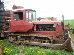 Rent of the DT75 tractor