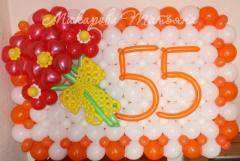 Шары на юбилей, день рождения