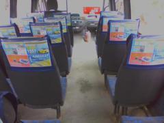 Размещение рекламы на подголовниках в транспорте
