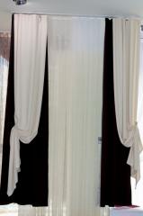 Индивидуальный пошив штор,  гардин, ...