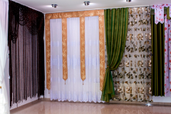 Design of curtains in Vinnytsia