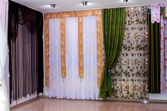 Дизайн штор в Виннице