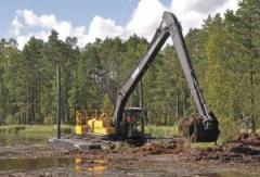 Очистка водоемов, качественные услуги от компании Укремстройсервис ЛТД