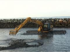 Строительство искусственных водоемов