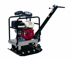Rent of the KMR100 vibrating plate