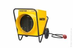 Rent of an electric heater of Master - B 18 EPR