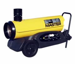 Rent of the diesel MASTER BV 170 E heat gun