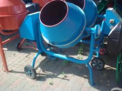 Rent of BWJ-160 of concrete mixer