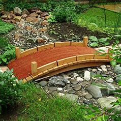 Design of a garden, landscaping Kiev