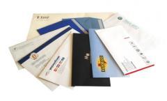 The press on ready envelopes, Kiev