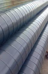 Антикоррозионная изоляция трубопроводов