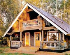 Hunting lodges