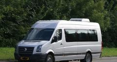 Аренда микроавтобуса в Кривом Роге