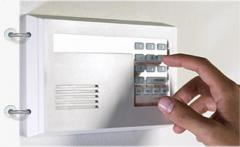 Installation of alarm systems