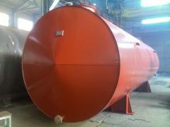 Аренда: резервуары для хранения/накопления/формирования товарных партий масел технических