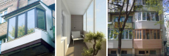 Остекление балконов , утепление лоджии, внутренние работы по отделке балкона