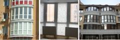 Остекление балконов и лоджий Кременчуг