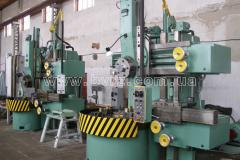 Works are circular grinding