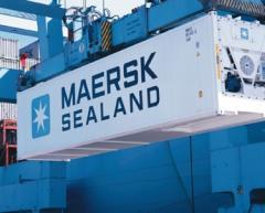Специализированные контейнера и оборудование контейнеров спецтарой