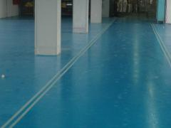 Industrial floors of BK Polinbud (concrete bases,
