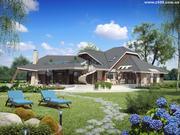 Design of cottages Design, construction, repair