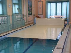 Construction of swimming pools Construction of