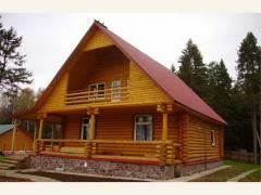 Будівництво та ремонт дерев'яних будинків