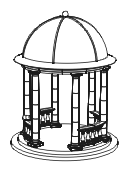 Installation of a rotunda