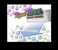 Проектирование систем венти  Монтаж вентиляционных систем     Пуско-наладка систем вентиляции