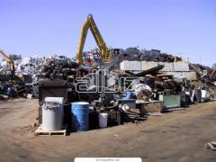 Закупаем лом чёрных и цветных металлов в Кривом Роге  у населения и предприятий