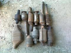 We buy the fulfilled automobile catalysts,