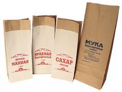 Bags for bulks