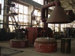 Metal rolling processing thermal