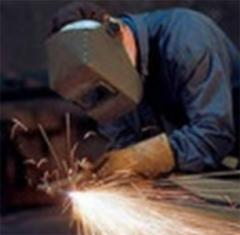 Manual welding, manual argon and arc welding
