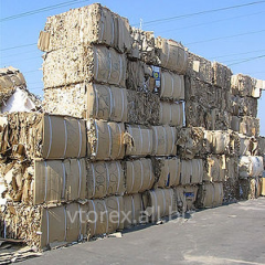 Collecting and export of waste paper