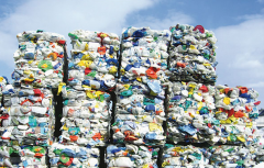 Collecting and processing of plastic, polystyrene,