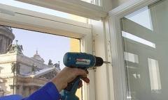 Услуги по ремонту пластиковых окон