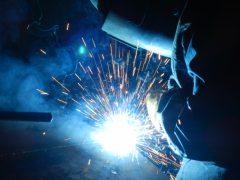 Welding of ferrous and non-ferrous metals