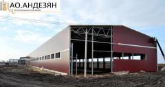 Продажа металлоконструкций по всей Украине