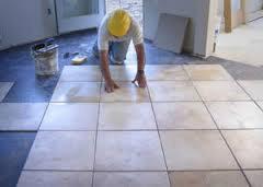 укладка плитки пол, стены. плиточные работы.