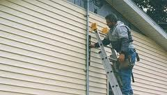 Installation of a siding qualitatively and cheap.