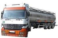 Транспортные услуги по перевозке — дизтопливо, бензин