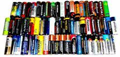 Покупка б/у батареек