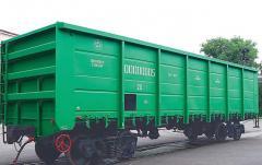 Подборка полувагонов для подачи на грузовые фронты