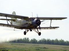 Услуги малой авиации в сельском хозяйстве Украины
