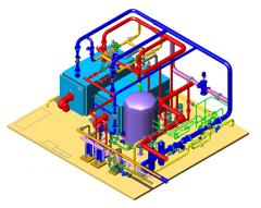 Proyektuvannya of boiler rooms. Design of boiler