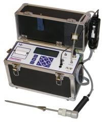 Services for gas analytical equipment