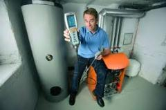Service of gas analyzers